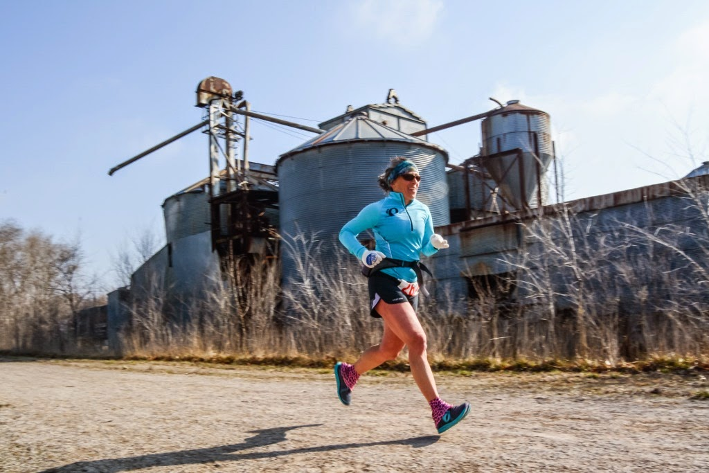 Running Into 2017