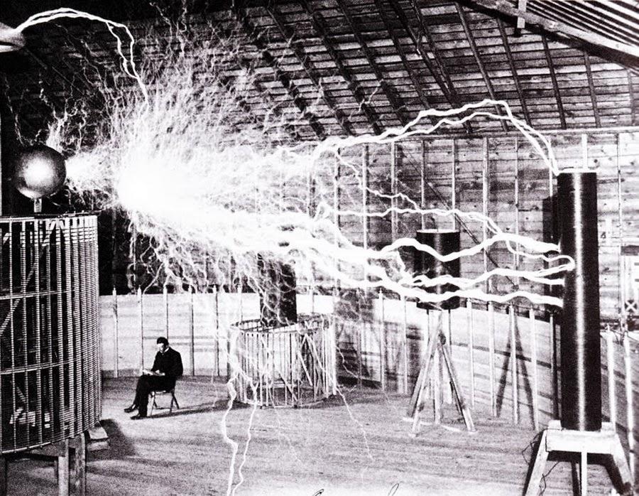 Nikola Tesla exsperimen