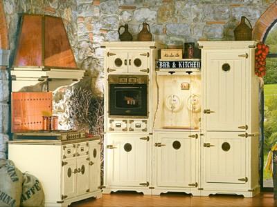 Fauna decorativa cocinando en la toscana cooking in tuscany - Cocinas de lena antiguas ...