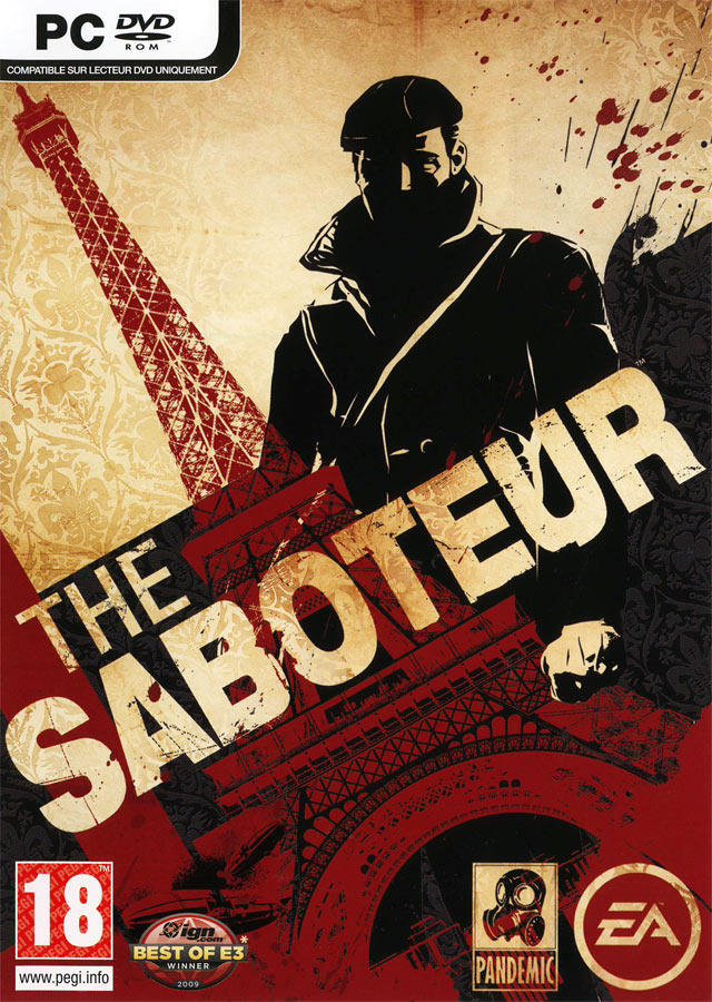 The Saboteur MULTI3 PC Free Download