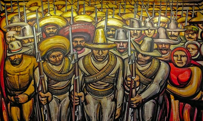 El muralismo y sus caracter sticas octubre 2011 for Caracteristicas de los contemporaneos