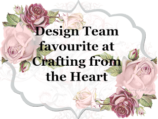 DT FAVORITE - CRAFTING FROM THE HEART - CHALLENGE 141 - 19 DEC 2016