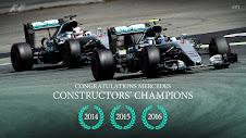 MUNDIAL DOS CONSTRUTORES F1 2016