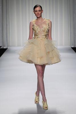 Abed Mahfouz 2013 İlkbahar Yaz Couture Koleksiyonu