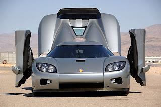 Koenigsegg CCX Pictures