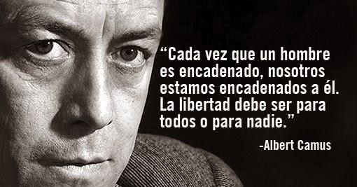 Albert Camus hauria complert avui cent anys