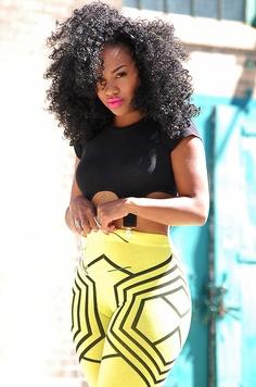 cheveux crépus black noir coupe afro