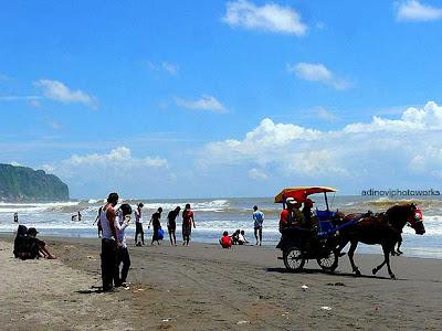 Pantai Parangtritis,Yogyakarta