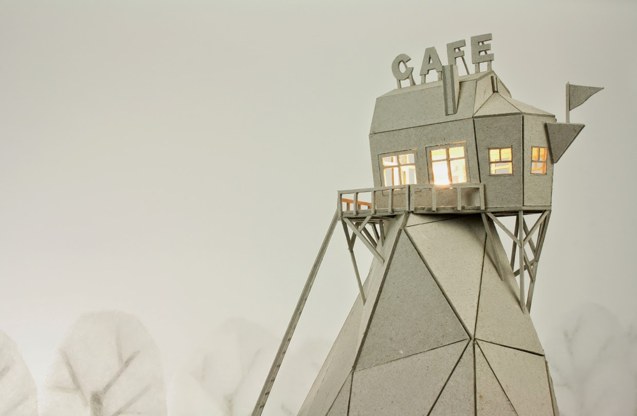 03-Café-Mountain-2-Vera-van-Wolferen-Architectural-Cardboard-Night-Lights-www-designstack-co