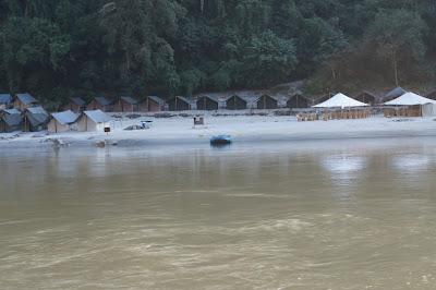 Explore Himalayan Adventure camp, Rishikesh camps