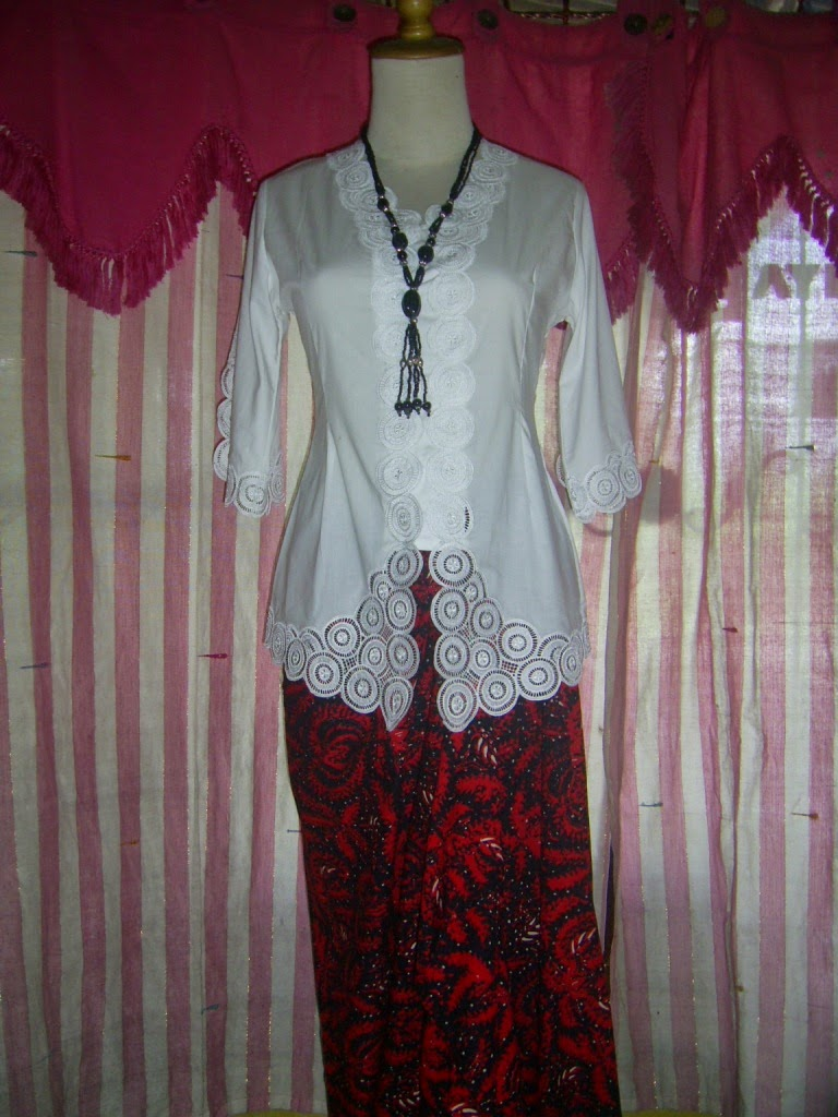Foto Model Baju Kebaya Simple