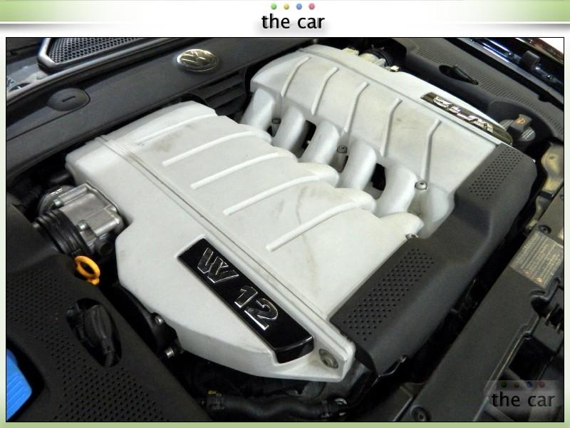 Daily Turismo: 15k: 2004 Volkswagen Phaeton W12