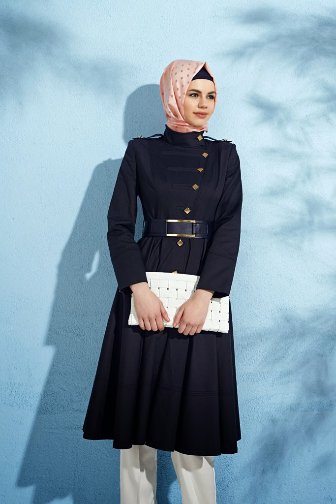 Hijab Style 2014 Hijab Chic Turque Style And Fashion