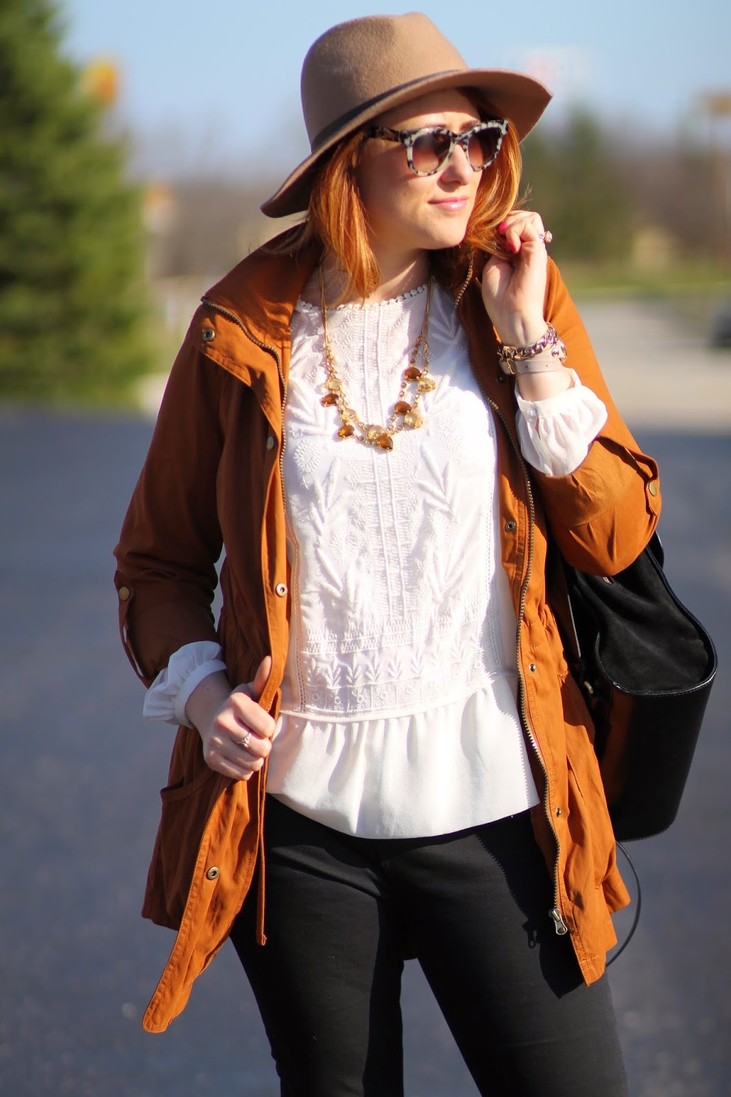 white, embroidered, peasant, blouse