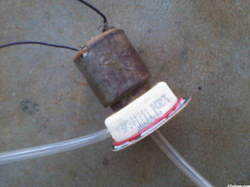 Máy bơm nước mini