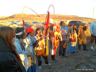 Longest Walk 4 on sacred Paiute land in Nevada