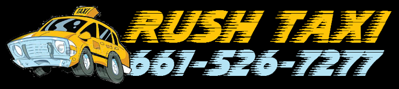 Rush Taxi - (661) 526-7277