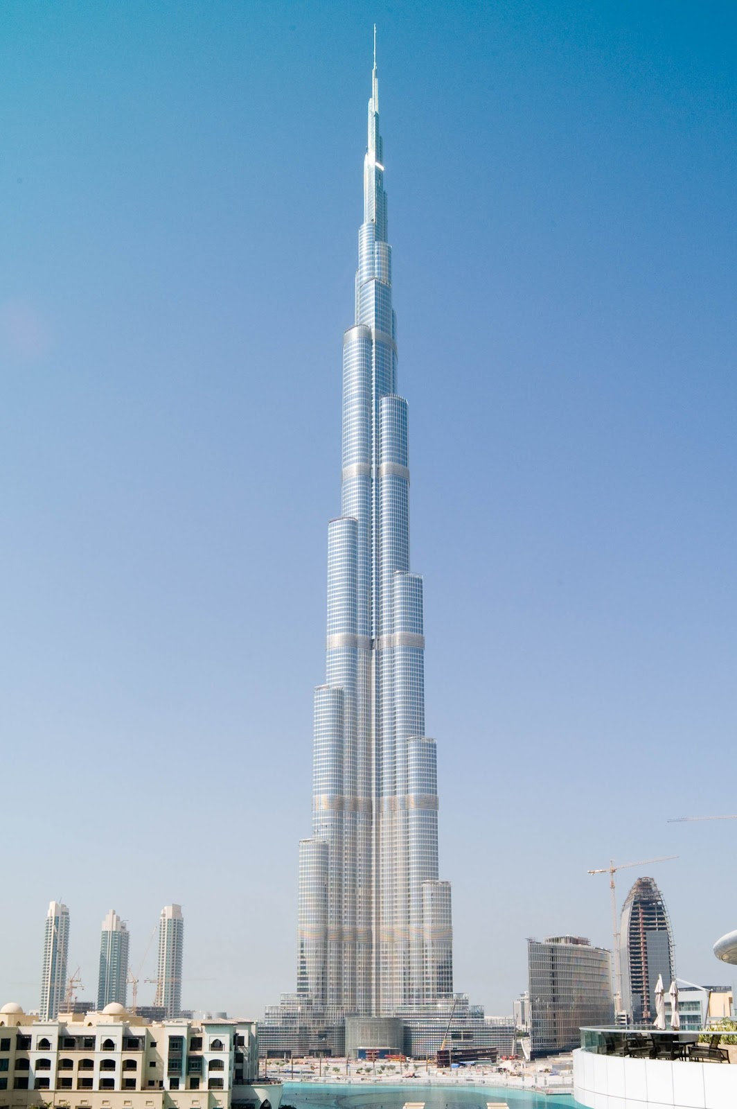 Incredible Pictures The Tallest Building In The World