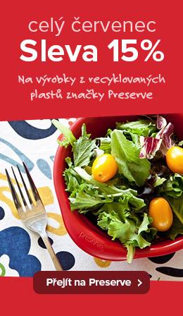 Preserve / Ekologické výrobky