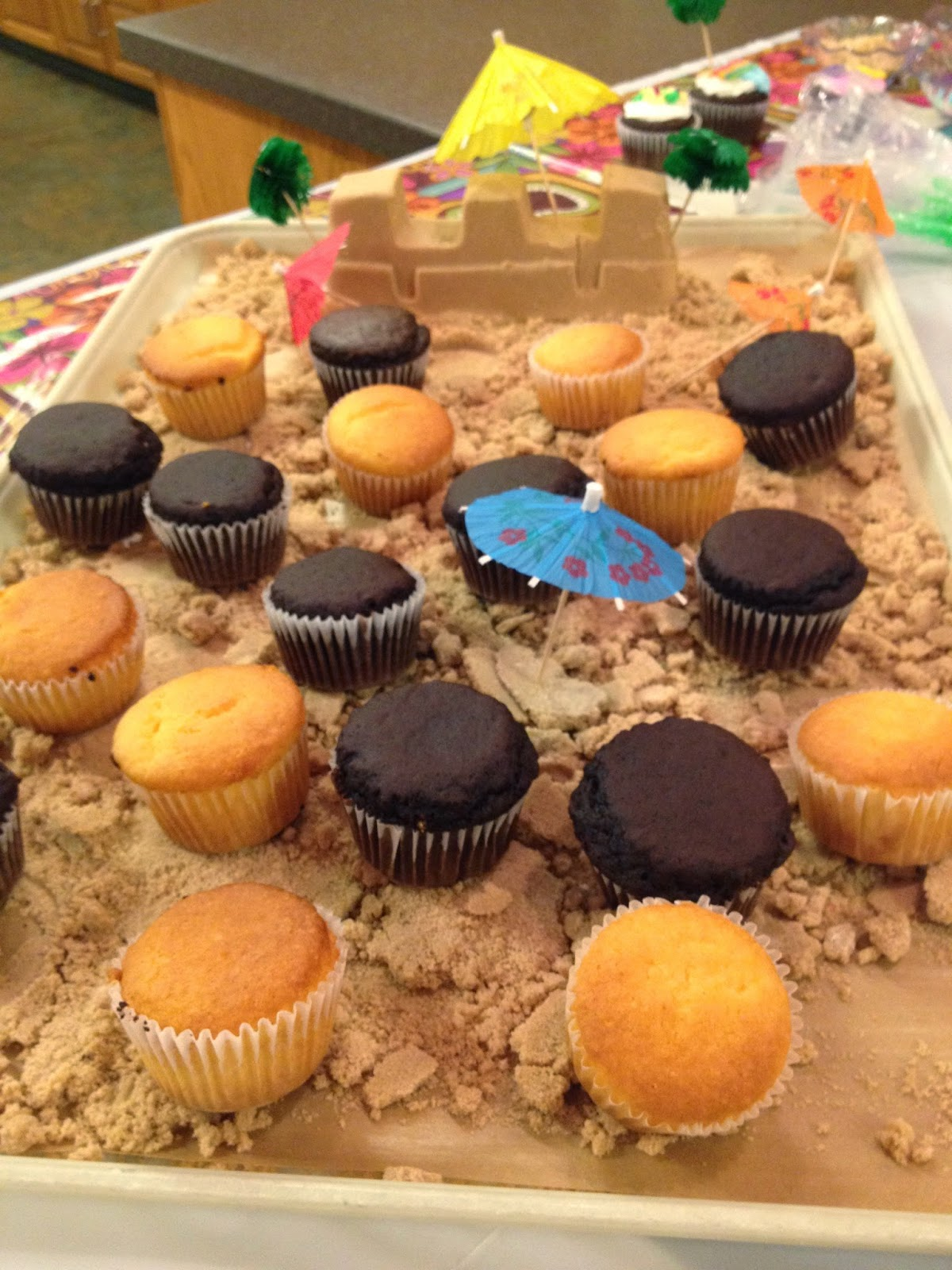 be the benchmark cupcakery creativity fun at isabella medical facility