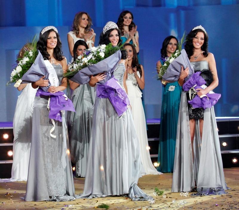 miss bulgaria Мис България 2011 winner vania detelinova peneva