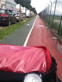 pista ciclabile Santander