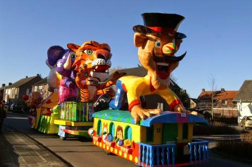 carnavales de holanda