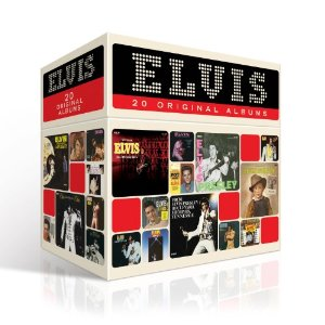 Elvis Presley Original Albums Covers