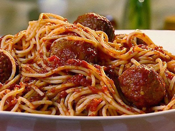 Spaghetti à la tunisienne