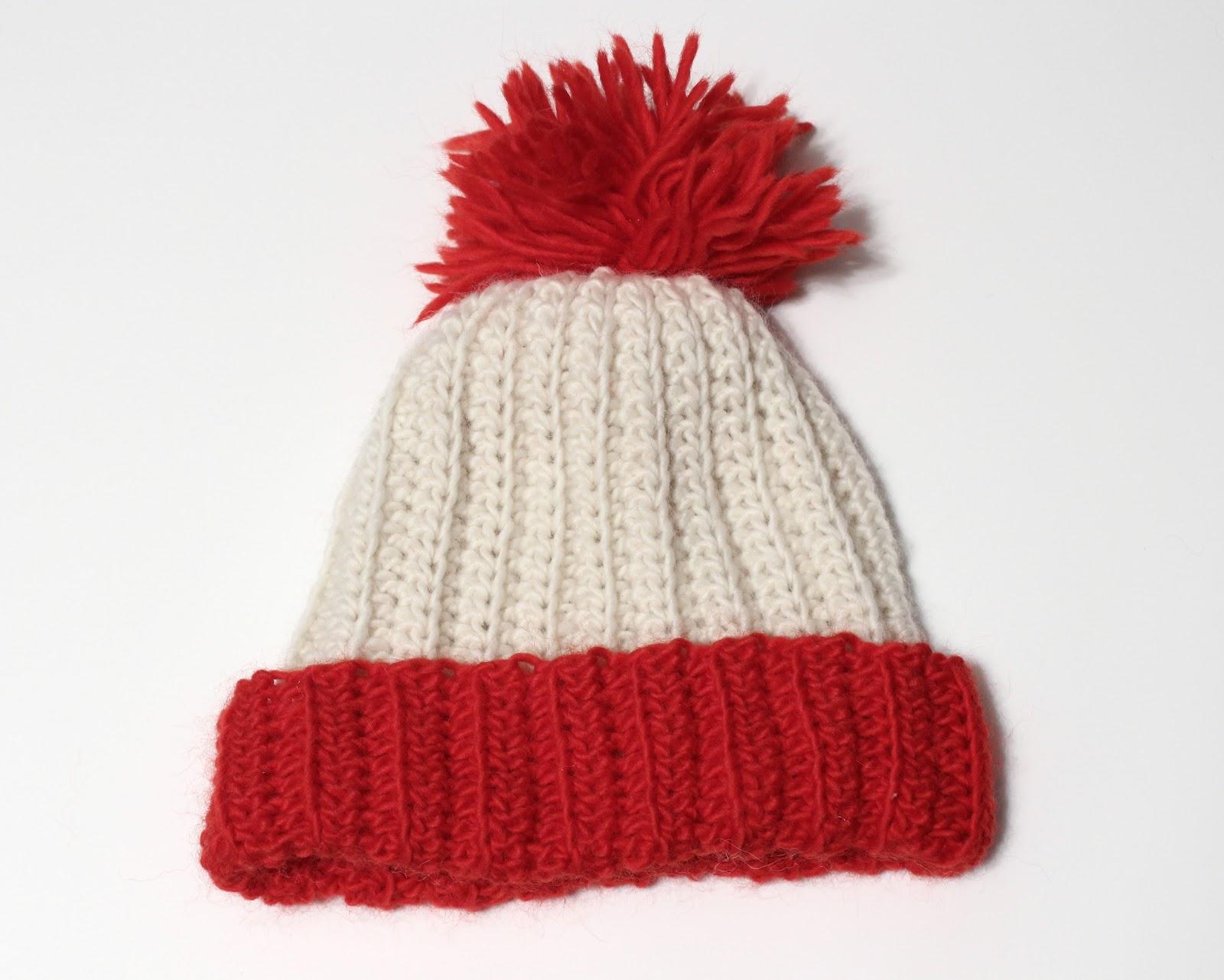 Crochet Hat : Crocheted Where?s Waldo Hat + Tutorial Heavily Edited