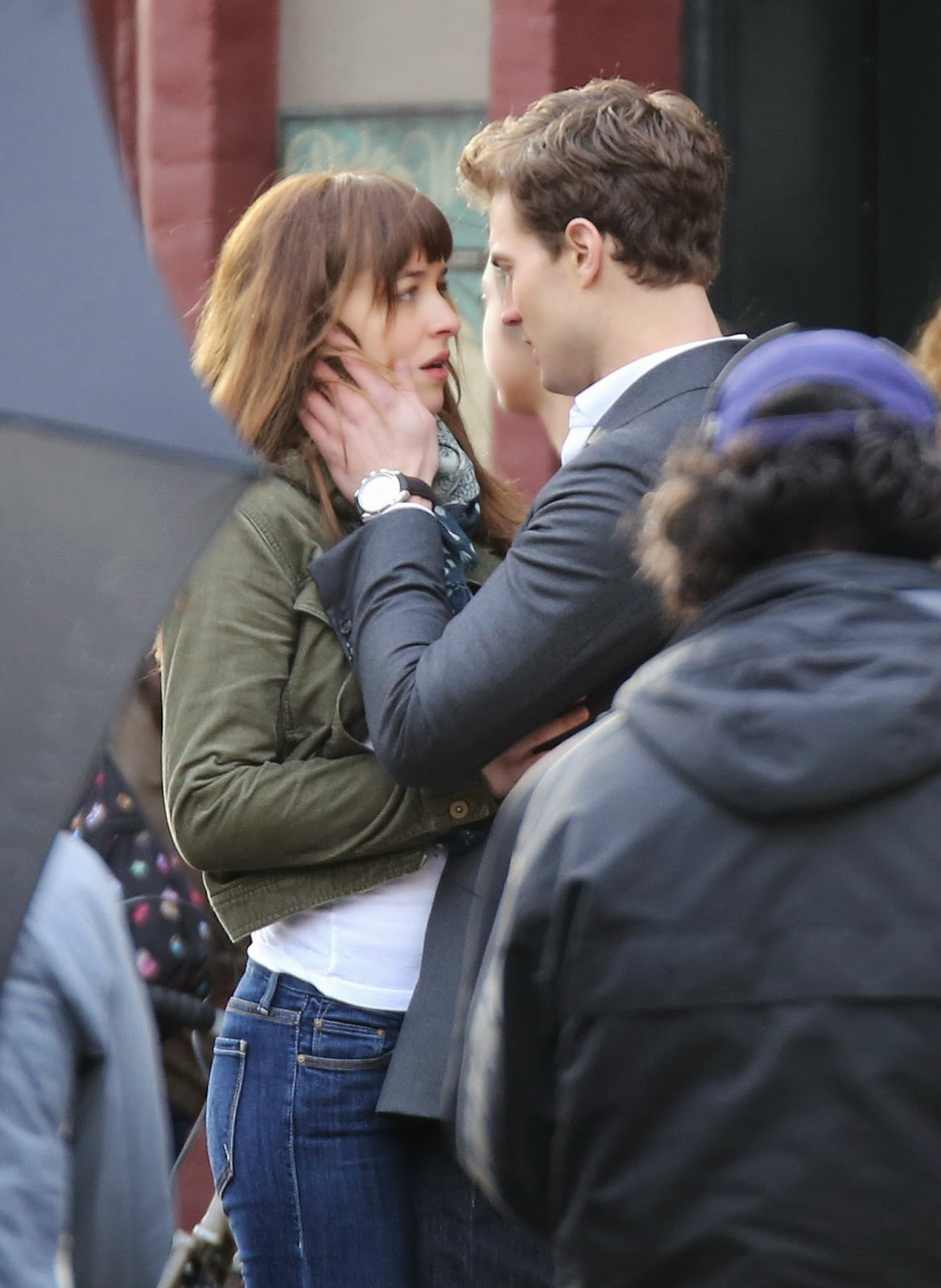 Fifty shades of grey the movie on 2015 ranneveryday for Fifty shades od gray