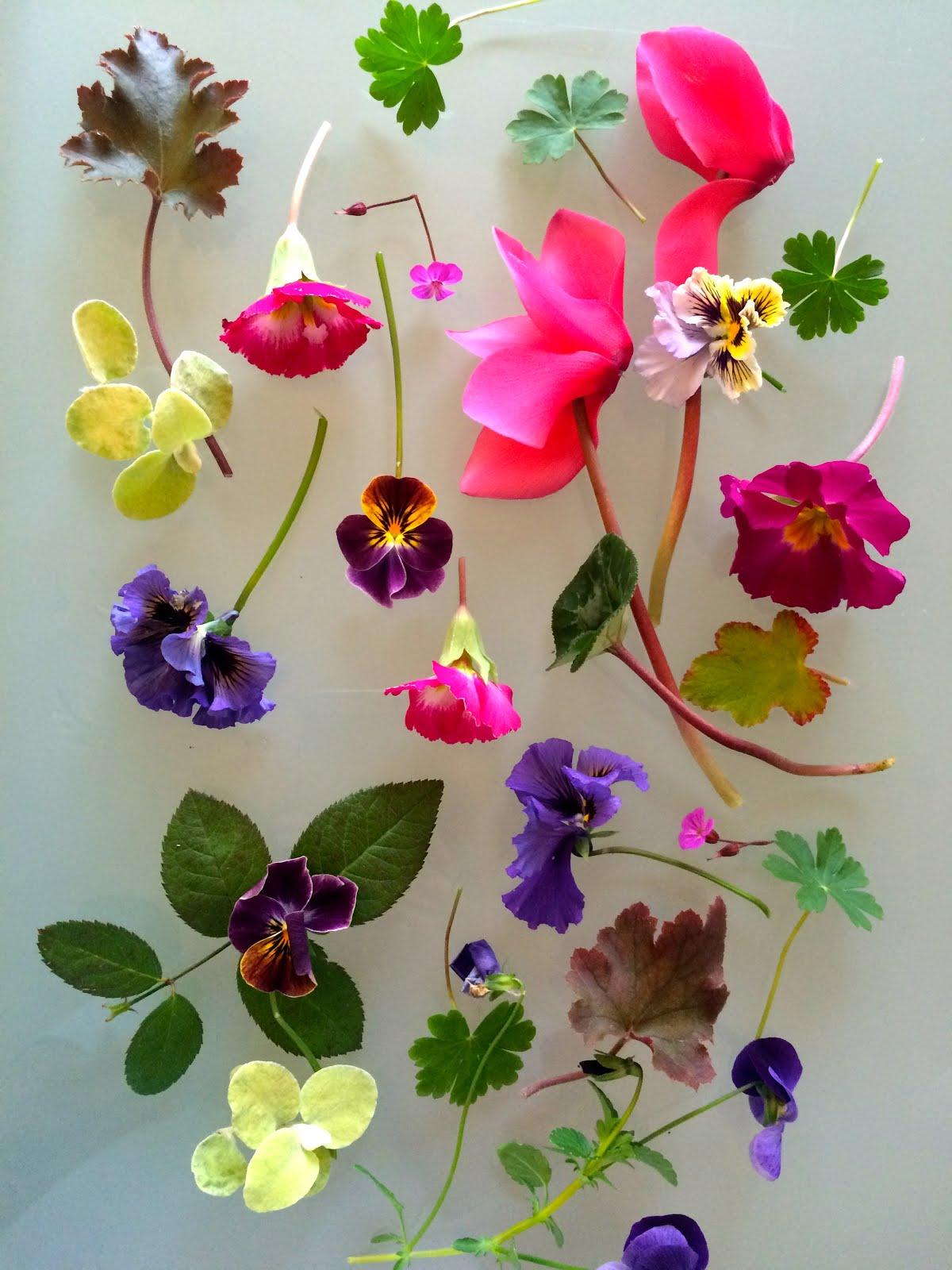 florals...