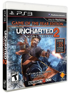 Uncharted 2 Game of the Year Edition Playstation3 Game SONY