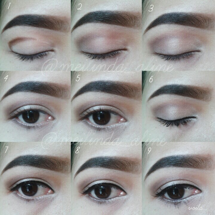 Thefemmesbeaute Pictorial Thick Eyebrows Amp Natural