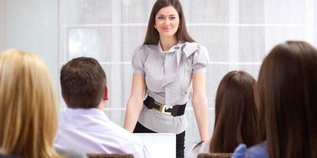 tips presentasi yang menarik