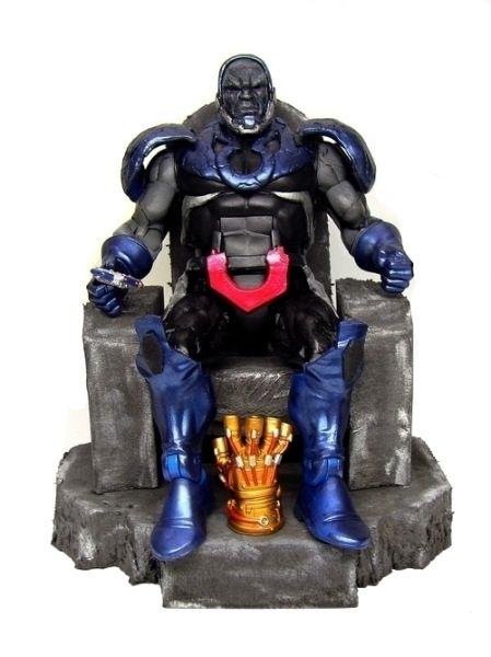 New 52 darkseid figure