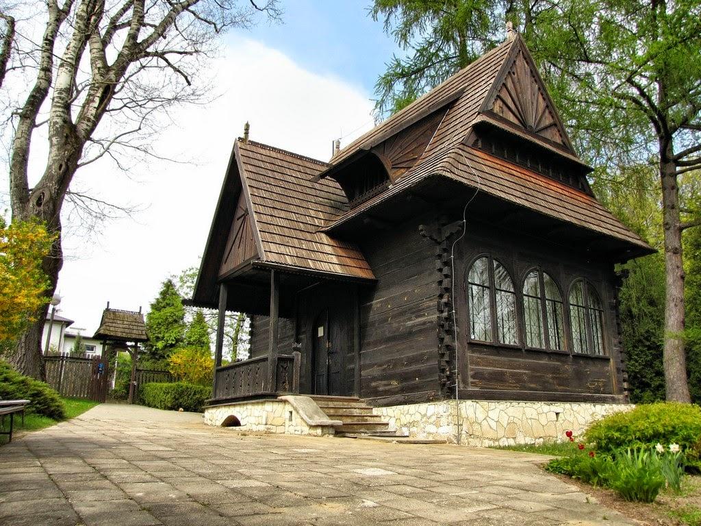 Nałęczów - chatka Stefana Żeromskiego