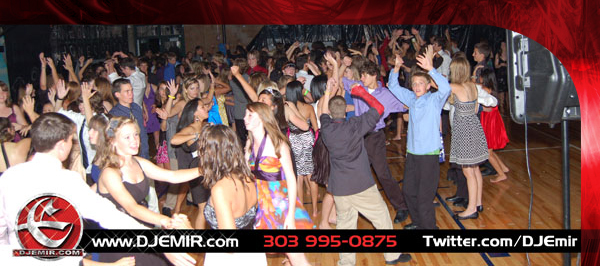 High School Home Coming Party With DJ Emir