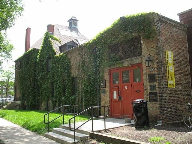 Lorado Taft Midway Studios en Chicago