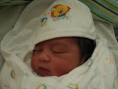 1st Baby ~ Muhammad irfan (30 April 2010)