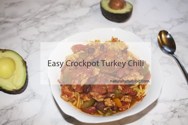the meal deal, recipe, crockpot recipe, turkey chili, easy turkey chili recipe, healthy chili recipe, turkey breast recipe