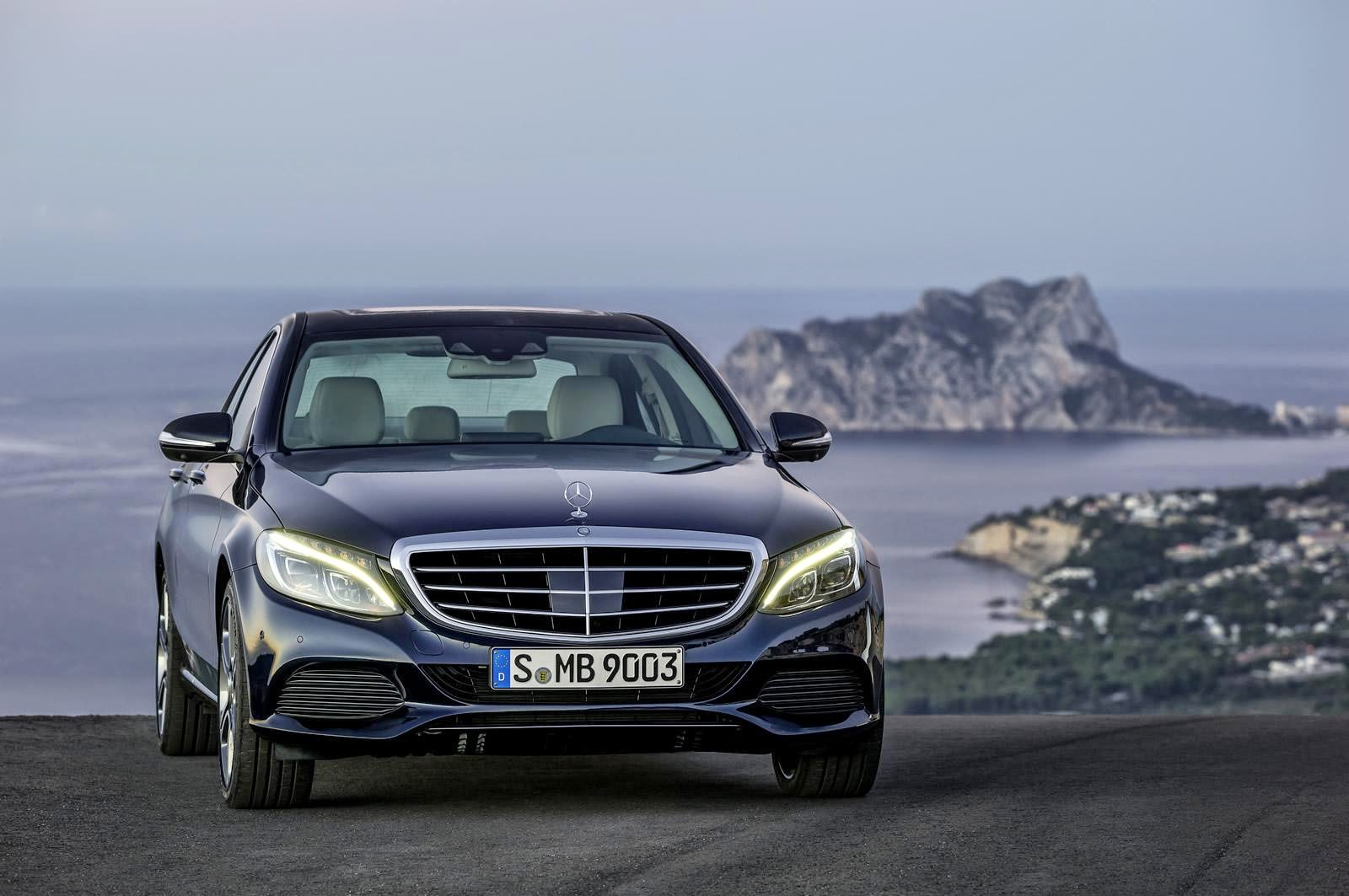 world4car: mercedes-benz c-class hd wallpaper
