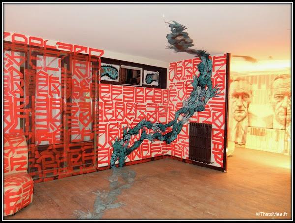 Tour Paris 13 street art JB Rock mains