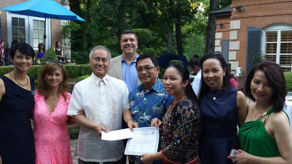 GFI Board with Dr. Joel Aquino
