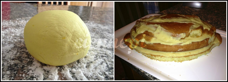 CNP: Cuciniamo Noi o ci Proviamo: Torta Limone