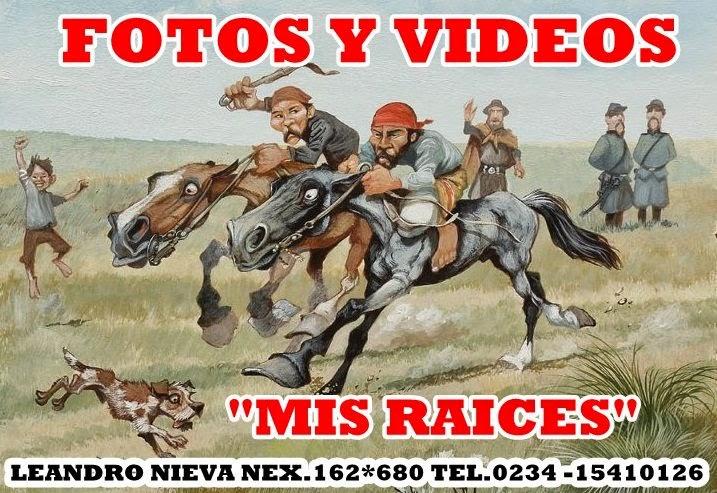 Mis Raices / Leandro Nieva