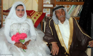 22 year old girl 92 year old man marries