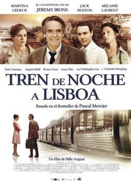 descargar Tren de Noche a Lisboa en Español Latino