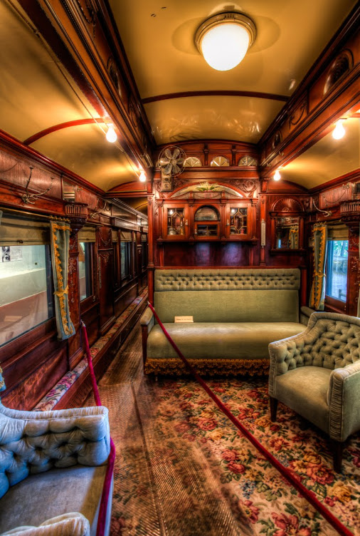 Railroad Coaches of the Past ~