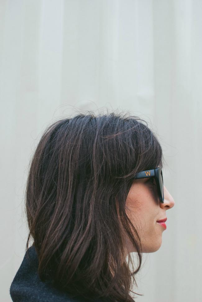 Olivia Bamboo Sunglasses, Woodzee